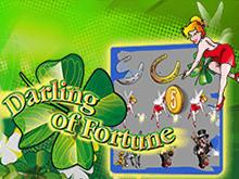 Слот Вулкан Darling Of Fortune