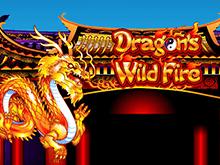 Слот Вулкан Dragon's Wild Fire