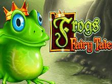 Слот Вулкан Frogs Fairy Tale