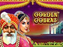 Игровой аппарат Golden Cobras Deluxe