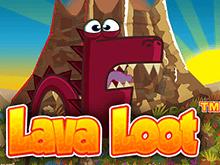 Игровой аппарат Lava Loot